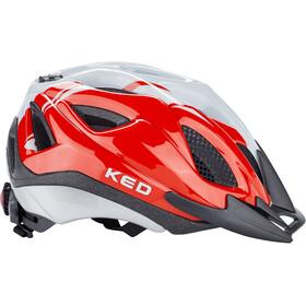KED Tronus Casco, red pearl